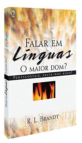 9788526306677: FALAR EM LINGUAS - O MAIOR DOM