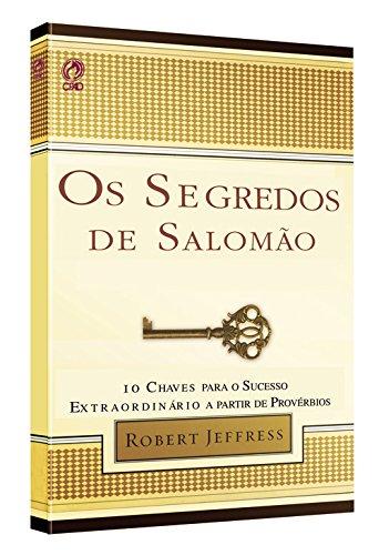 9788526307261: Os Segredos de Salomão (Em Portuguese do Brasil)