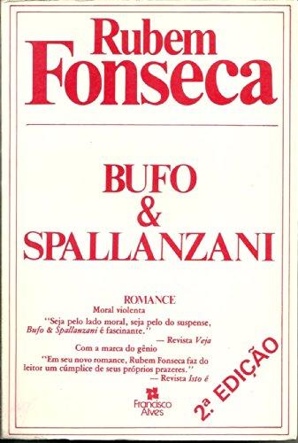 Bufo & Spallanzani (Portuguese Edition) - Fonseca, Rubem