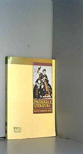 9788527100397: Psicologia e literatura (Linguagem e cultura) (Portuguese Edition)