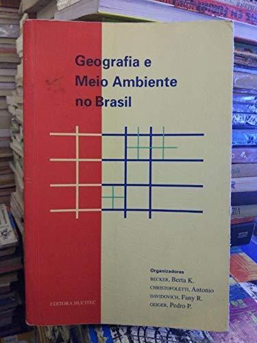 Geografia e meio ambiente no Brasil (Geografia,