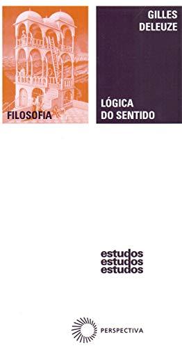 9788527301381: Lógica do Sentido (Em Portuguese do Brasil)