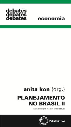 9788527301985: Planejamento No Brasil II