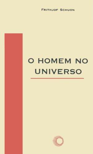 9788527302593: O Homem no Universo (Em Portuguese do Brasil)