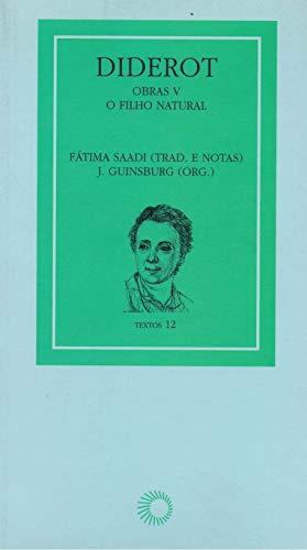 9788527308298: Diderot. Obras V. O Filho Natural (Em Portuguese do Brasil)