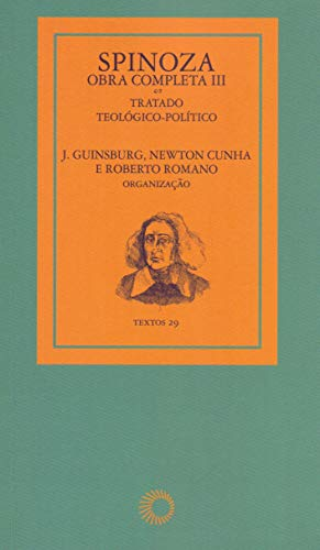 9788527310086: Spinoza Obra Completa: Tratado Teologico Politico - Vol.3