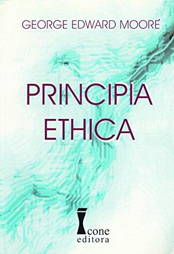 9788527405362: Principia Ethica (Em Portuguese do Brasil)