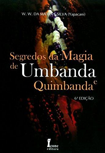 9788527408660: Segredos de Magia de Umbanda e Quimbanda (Em Portuguese do Brasil)