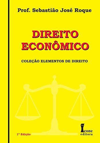 9788527411875: Direito Econ™mico - Colecao Elementos de Direito