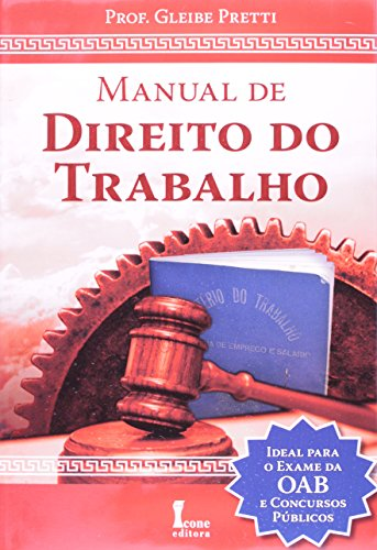 9788527412490: Manual de Direito do Trabalho (Em Portuguese do Brasil)