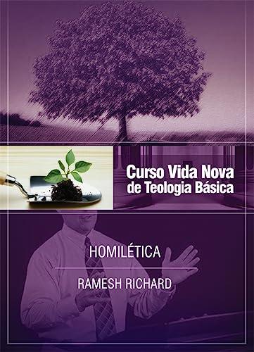 9788527503525: Curso Vida Nova de Teologia Basica: Homiletica - Vol.5