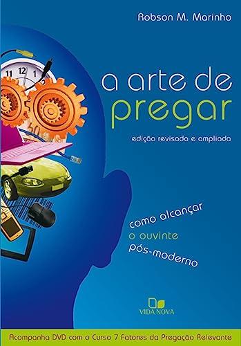 9788527503914: ARTE DE PREGAR, A