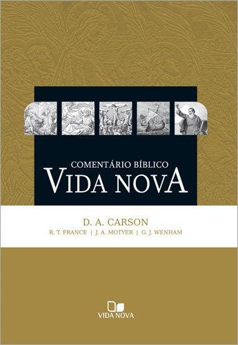9788527504249: Comentário Bíblico Vida Nova (Em Portuguese do Brasil)