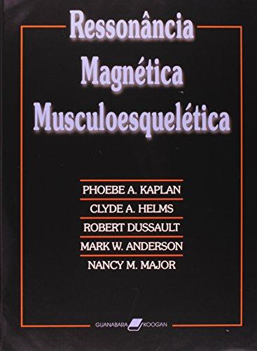 9788527707992: Ressonância Magnética Musculoesquelética (Em Portuguese do Brasil)