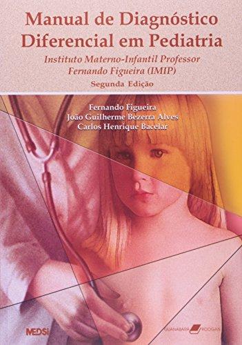 9788527711074: Manual De Diagnóstico Diferencial Em Pediatria (Em Portuguese do Brasil)
