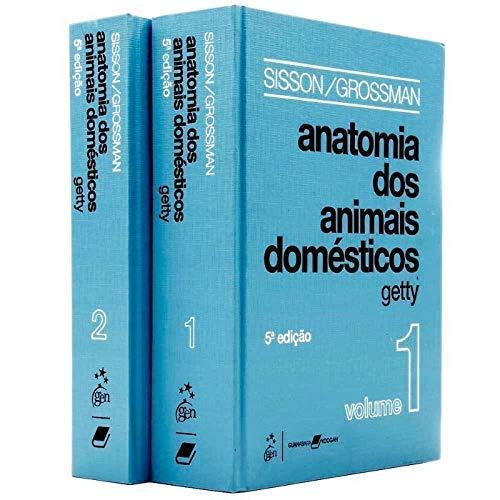 9788527714389: Anatomia dos Animais Domésticos - 2 Volumes (Em Portuguese do Brasil)