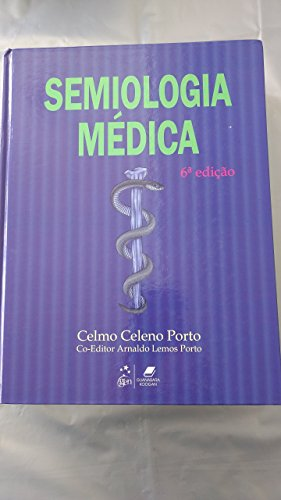 9788527715140: Semiologia Médica (Em Portuguese do Brasil)