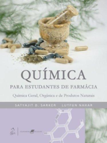 9788527715577: Química Para Estudantes de Farmácia. Química Geral, Orgânica e de Produtos Naturais (Em Portuguese do Brasil)