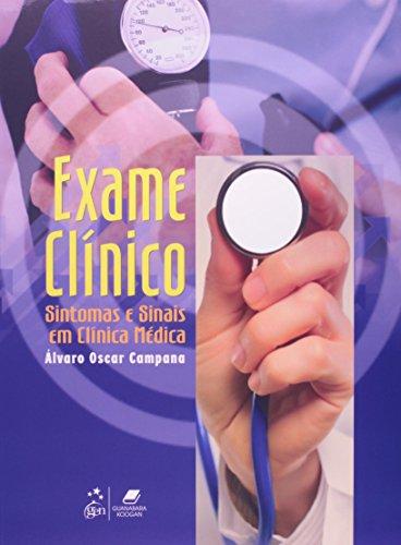 9788527716857: Exame Clinico: Sintomas e Sinais em Clinica Medica