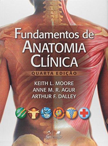 9788527718400: Fundamentos De Anatomia Clinica (Em Portuguese do ...
