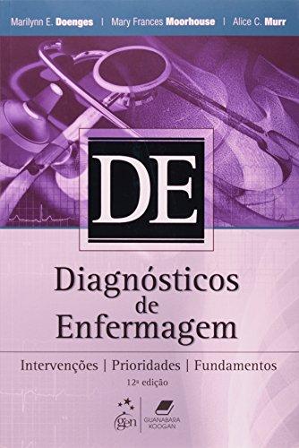 9788527719001: DE: Diagnosticos de Enfermagem