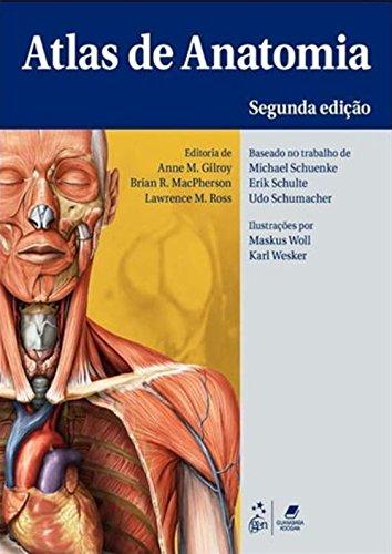 9788527723152: Atlas De Anatomia (Em Portuguese do Brasil)