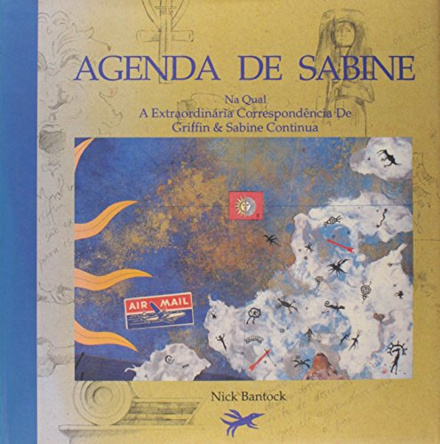 Agenda de Sabine (Sabine's Notebook in French) (8527901811) by Nick Bantock