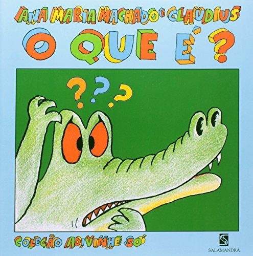 9788528103892: Que É? (Em Portuguese do Brasil)