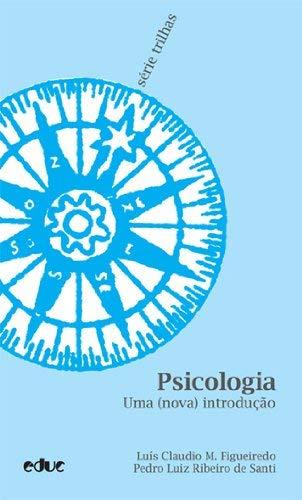 9788528303698: Psicologia - Uma Nova Introducao