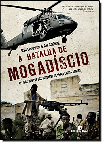 9788528614602: Batalha de Mogadiscio - Battle Of Mogadishu (Em Portugues do Brasil)