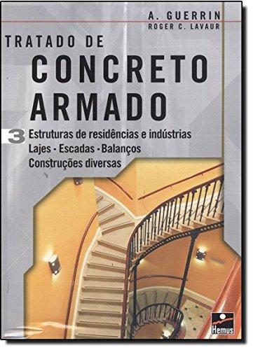 9788528900460: Concreto Armado 3. Estruturas de Residências e Industriais (Em Portuguese do Brasil)