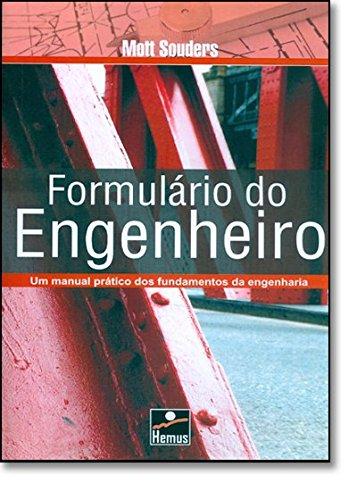 9788528903300: Formulario do Engenheiro: Um Manual Pratico dos Fundamentos da Engenharia