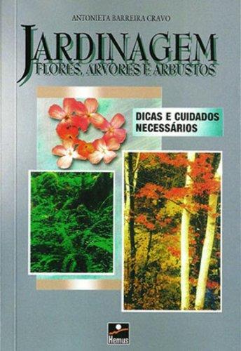 9788528904116: Jardinagem Flores Arvores Arbustos (Em Portuguese do Brasil)