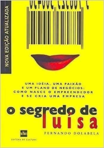 9788529301020: Segredo de Luísa, O