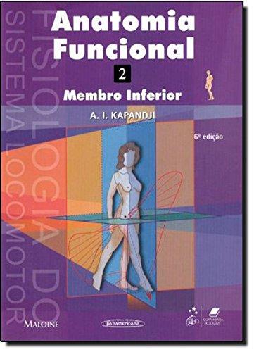 9788530300579: Anatomia Funcional. Membro Inferior - Volume 2 (Em Portuguese do Brasil)