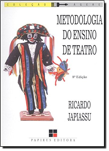 9788530806187: Metodologia do Ensino de Teatro - Cole‹o çgere