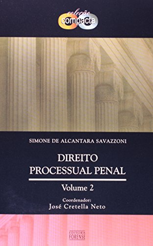 9788530922559: Direito Processual Penal - Volume 2