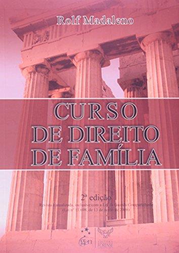 9788530927448: Curso de Direito de Família (Em Portuguese do Brasil)