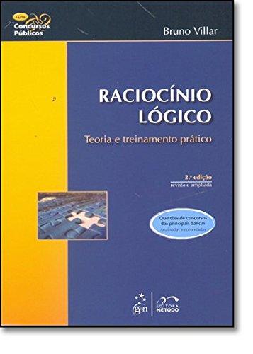 9788530931698: Raciocínio Lógico. Teoria E Treinamento Prático (Em Portuguese do Brasil)
