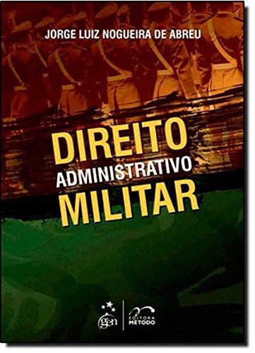 9788530932046: Direito Administrativo Militar (Em Portuguese do Brasil)