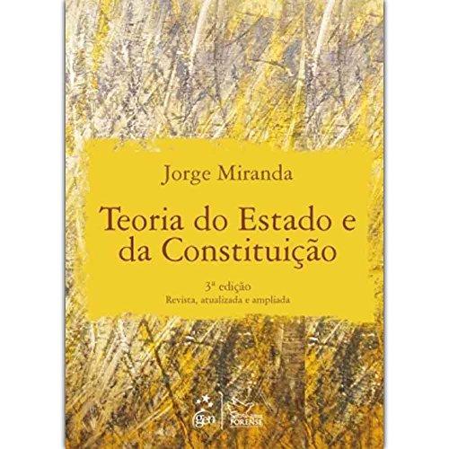 9788530933760: Teoria Do Estado E Da Constituiçao (Em Portuguese do Brasil)