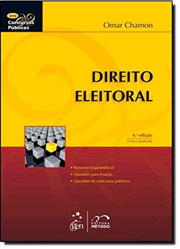 9788530934286: Direito Eleitoral (Em Portuguese do Brasil)