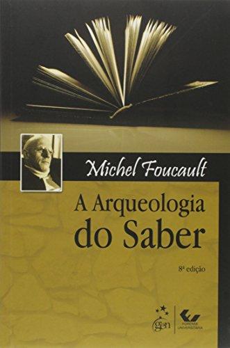 9788530939663: A Arqueologia do Saber (Em Portuguese do Brasil)