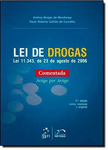 9788530941499: Lei de Drogas Comentada