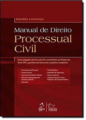 9788530942557: Manual de Direito Processual Civil