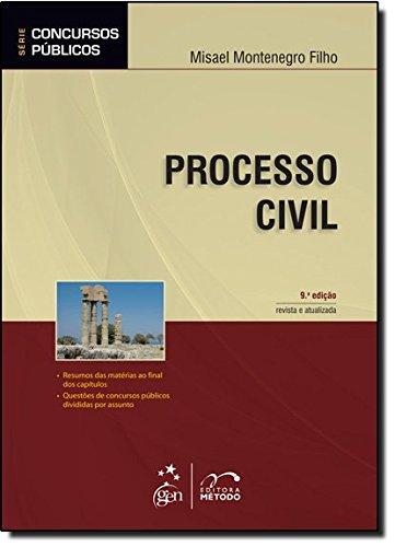 9788530944919: Processo Civil - Serie Concursos Publicos