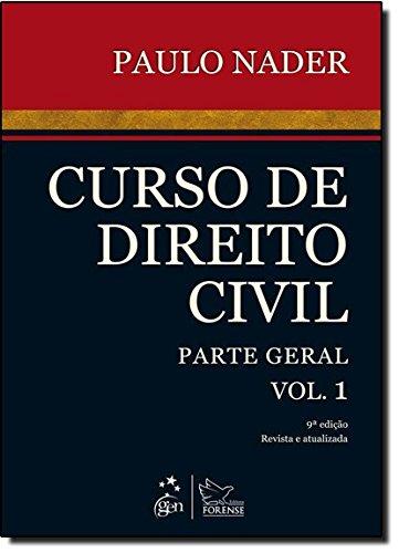 9788530946418: Curso de Direito Civil. Parte Geral - Volume 1 (Em Portuguese do Brasil)
