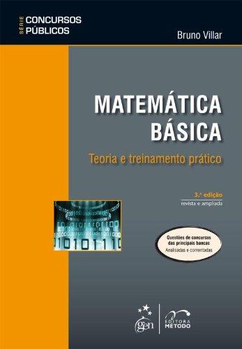 9788530950187: Matemática Básica. Teoria e Treinamento Prático (Em Portuguese do Brasil)