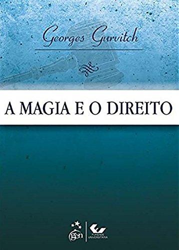 9788530950231: A Magia e o Direito (Em Portuguese do Brasil)