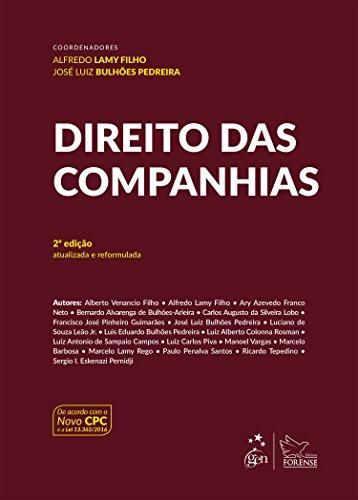 Direito das companhias: Lamy Filho, Alfredo